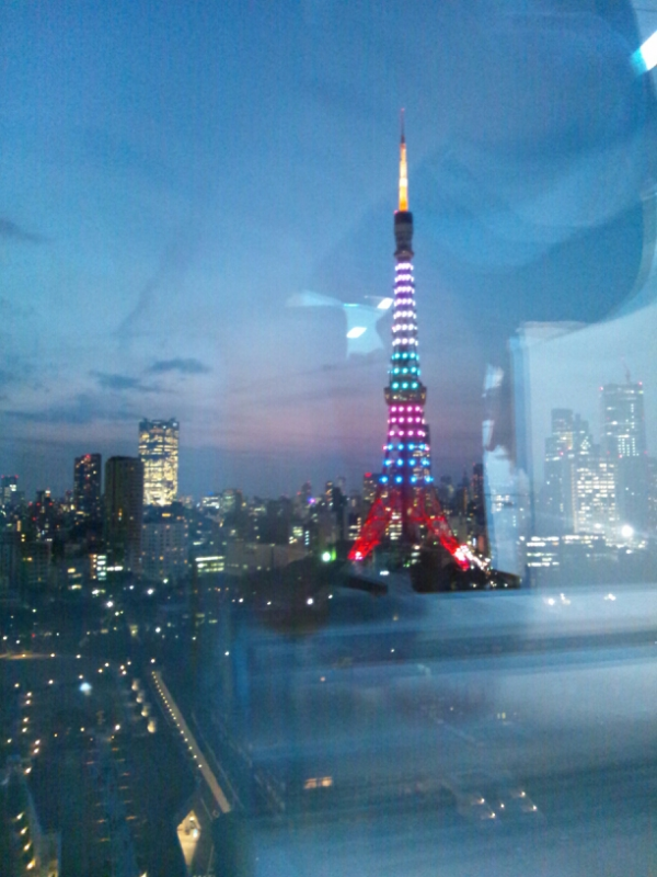 Tokyo Tower, Rediscover Tours