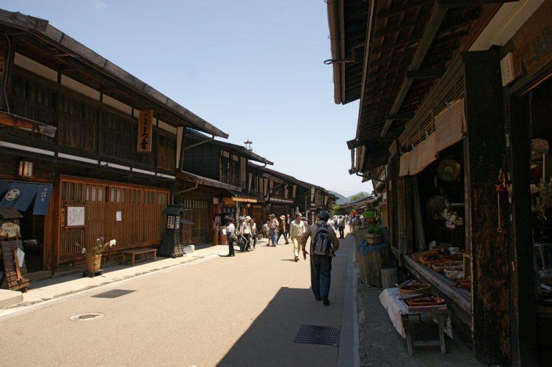 Narai, Japan Tours, RediscoverTours.com