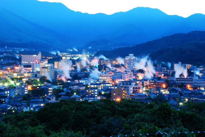 Beppu, Japan Tours, RediscoverTours.com