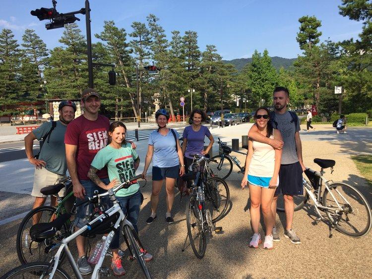 Cycling City Tours 4, Kyoto, Japan Tours, RediscoverTours.com