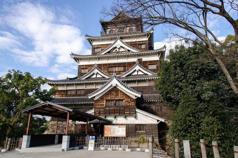 Hiroshima Castle (2), Japan Tours, RediscoverTours.com