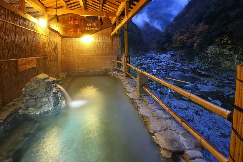 Hotel Iyaonsen in Iya Valley, Japan Tours, RediscoverTours.com