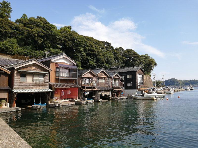Ine Funaya Banner, Japan Tours, RediscoverTours.com