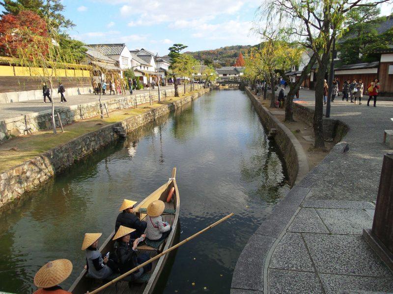 Kurashiki, Japan Tours, RediscoverTours.com