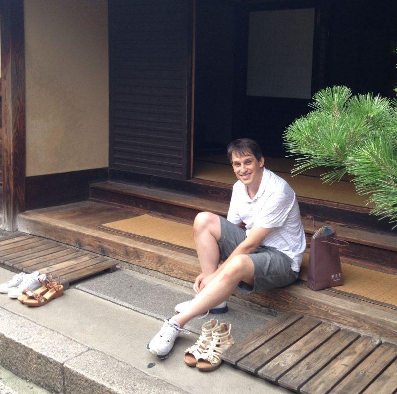 Jeff Aasgaard, Japan Tours, RediscoverTours.com