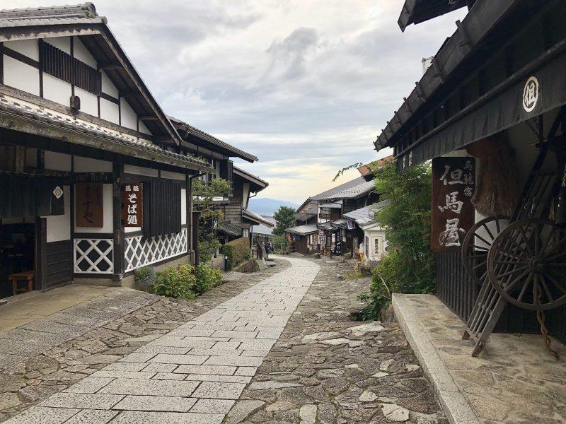 Magome, Japan Tours, RediscoverTours.com
