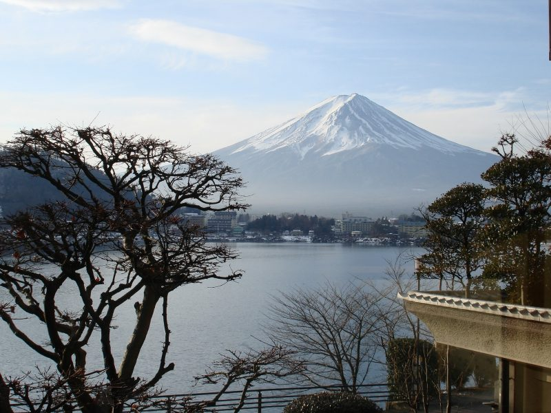 Mt Fuji Lake, Japan Tours, RediscoverTours