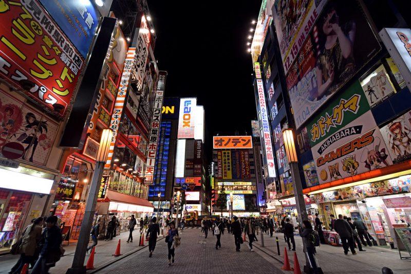 Nightlife in Tokyo, Japan Tours, RediscoverTours.com