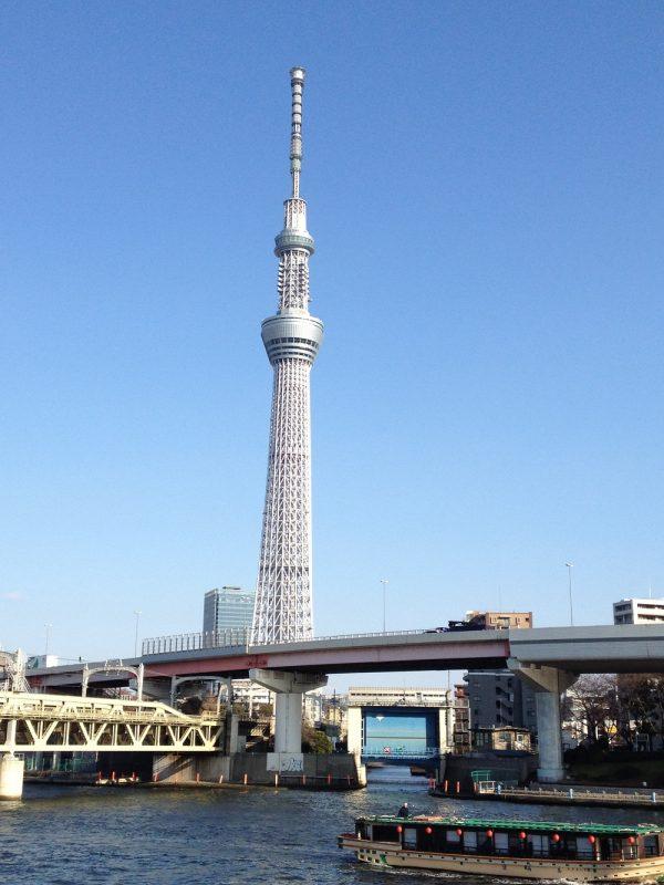 Tokyo Sky Tree, Rediscover Tours