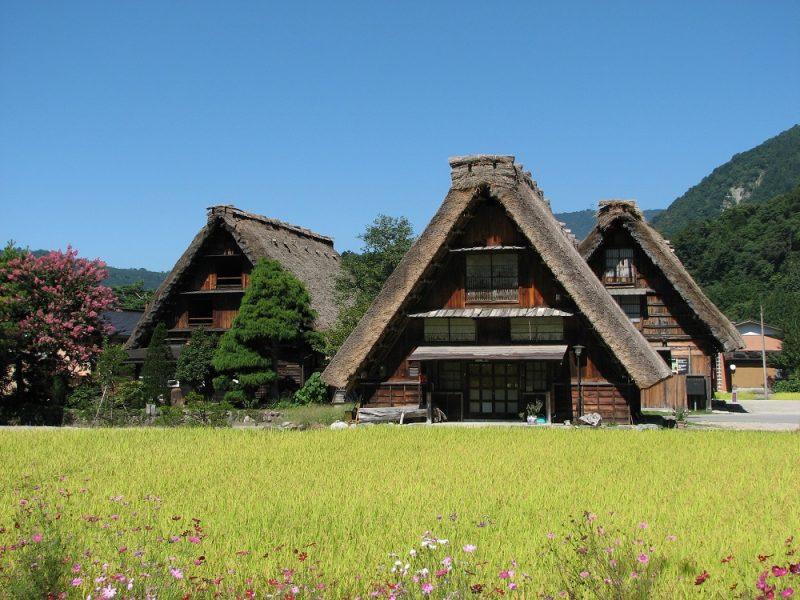 Shirakawa-go 02, Japan Tours, RediscoverTours.com