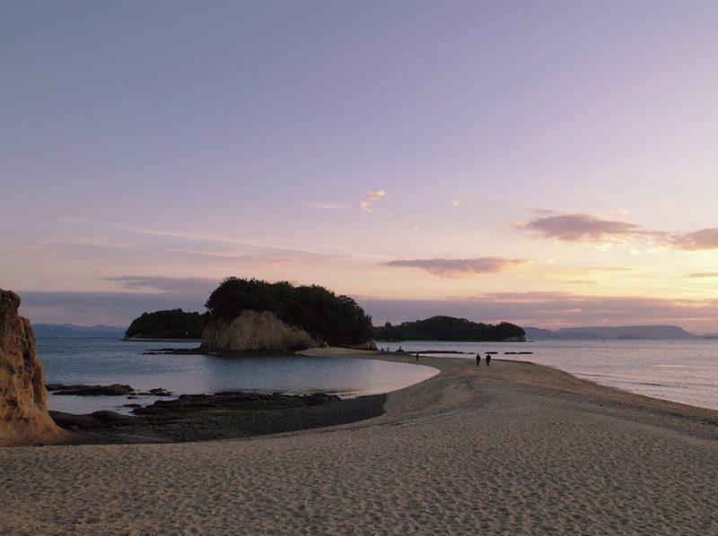 Shodoshima Angel Road, Japan Tours, RediscoverTours.com