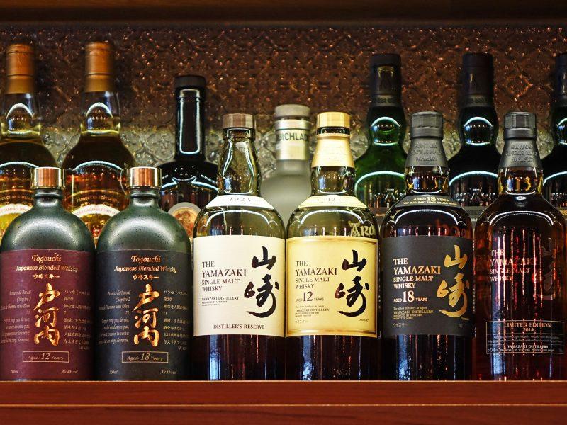 Yamazaki Whiskey, Sake and Whiskey Tasting, Japan Tours, RediscoverTours.com